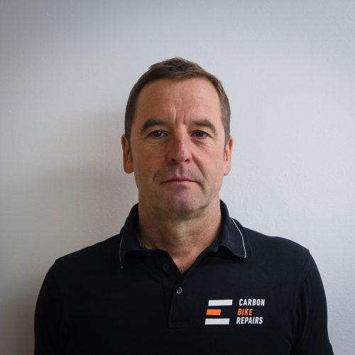 Gründer und Inhaber von Carbon Bike Repairs Falk Schlosser